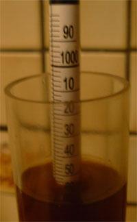 mesurer le taux d alcool dans la bi re. Black Bedroom Furniture Sets. Home Design Ideas
